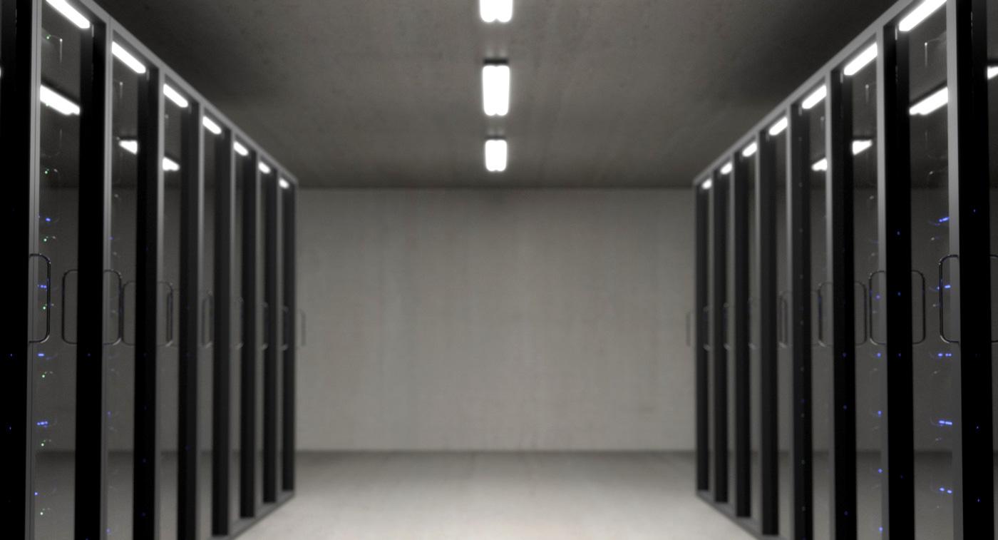 serveurs dans un centre de données
